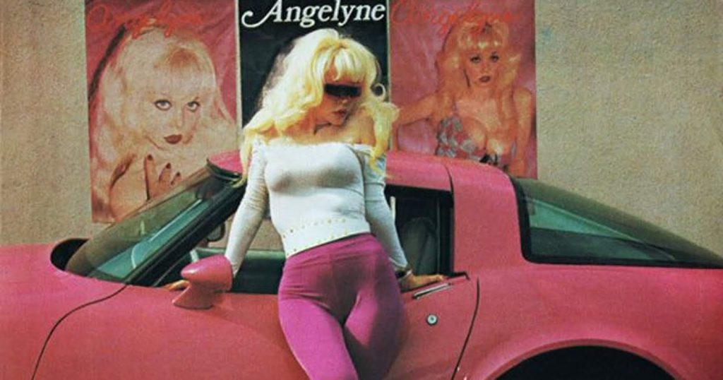 Music: Angelyne Comes To Spotify and iTunes