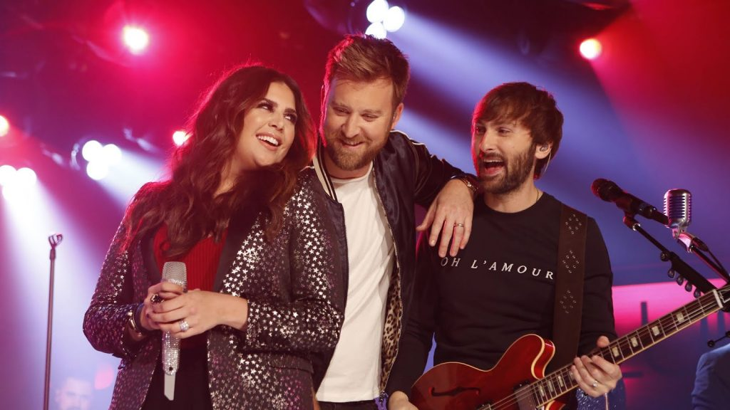 Music: Lady Antebellum Unveil 'Ocean' LP and Title Track