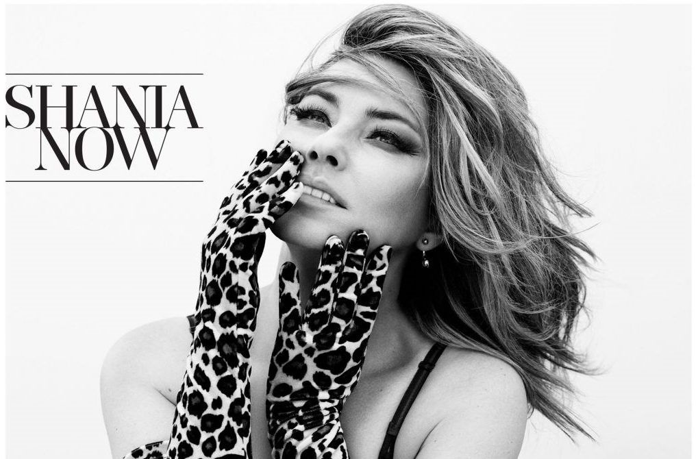Country Music: Shania Twain is Back With 'Life's About to Get Good', NOW