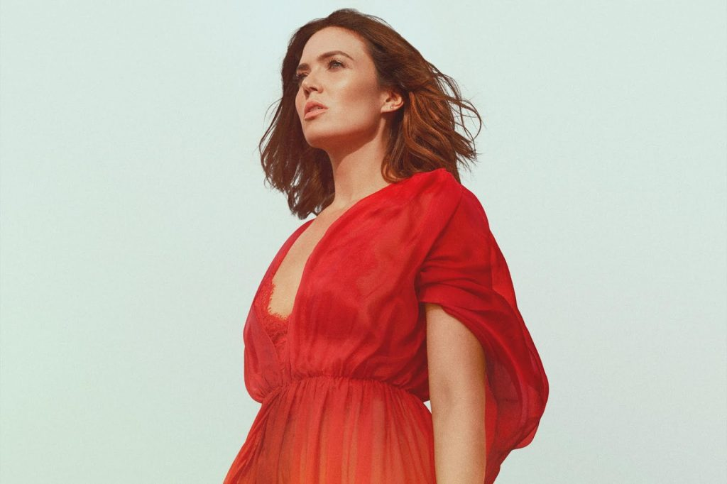 Music: Mandy Moore Returns to Pop with 'When I Wasn't Watching'