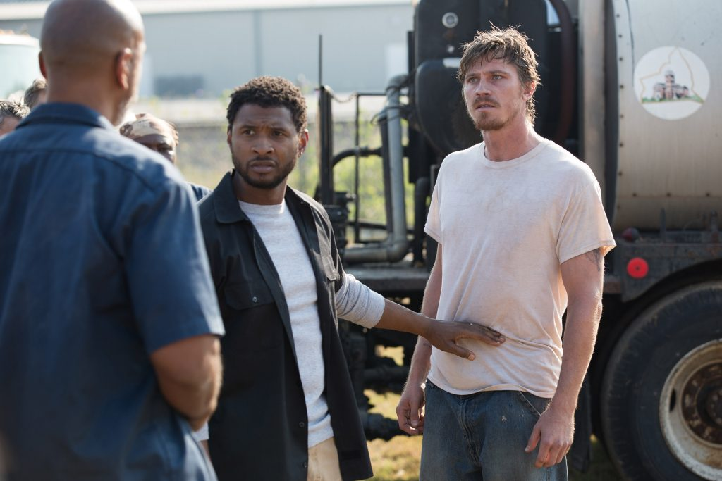 Trailer: Garrett Hedlund in 'Burden'