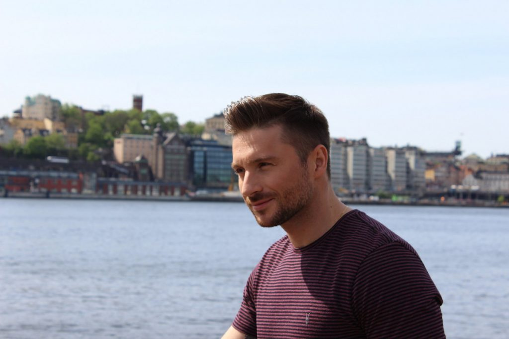 Music: Sergey Lazarev's 'Bonnie and Clyde'