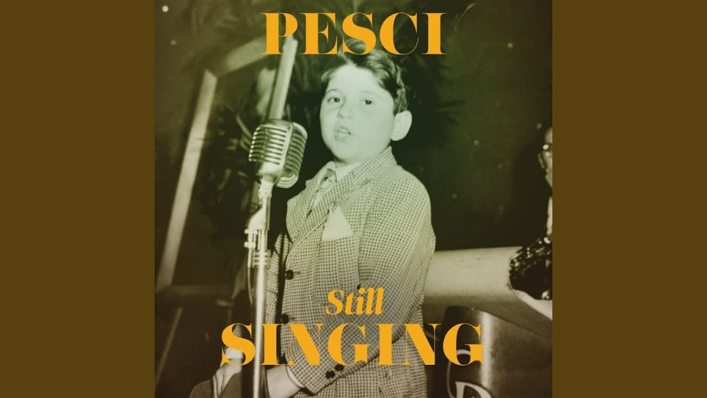 Music: Joe Pesci Announces New Jazz Album, Releases Adam Levine Duet