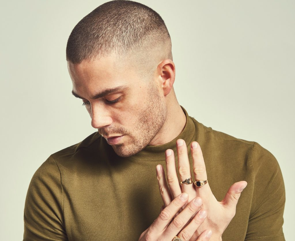 Music: Max George Debuts 'That's Not Me'