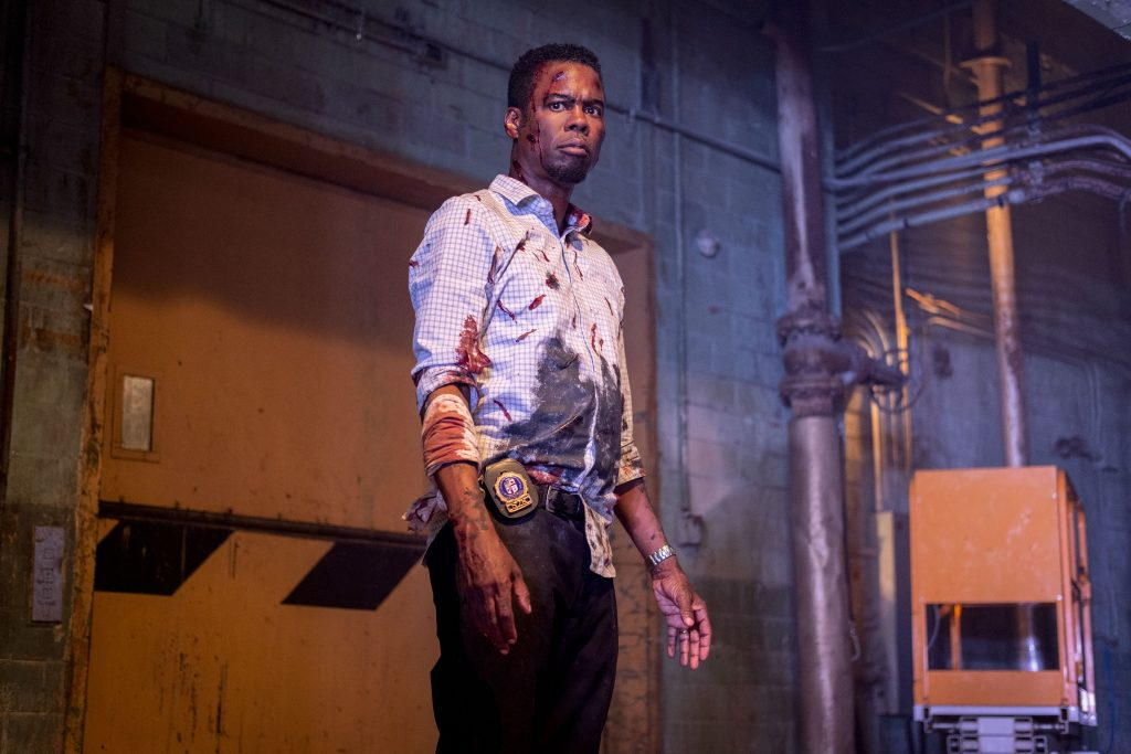 Trailer: Chris Rock Penned 'Spiral: From the Book of Saw'