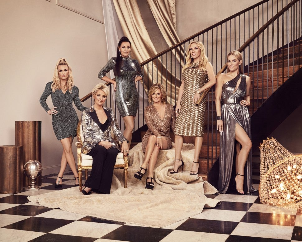 Trailer: The Real Housewives of New York (RHONY) Season 12 and it looks iconic!